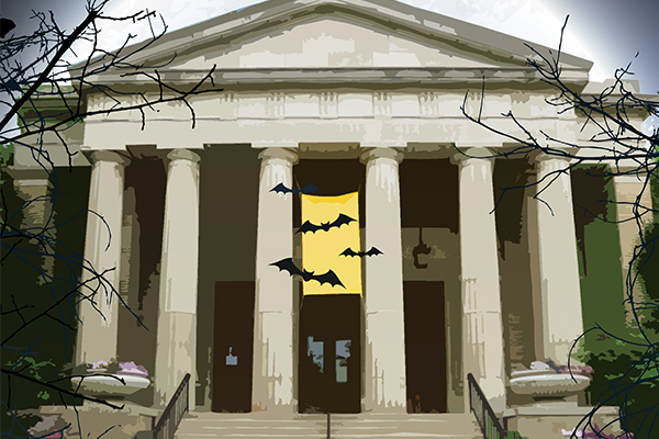 "MUSIC INSTITUTE CELEBRATES HALLOWEEN WITH ""SPOOKTACULAR"" CONCERT OCT. 28 Haunted Musical Open House Follows Performance"
