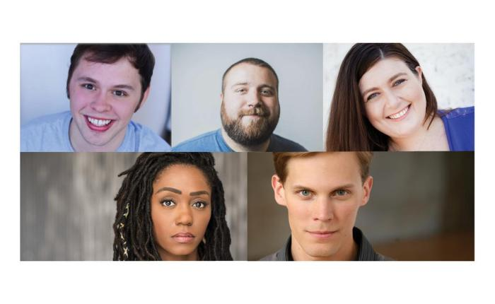 REFUGE THEATRE PROJECT BEGINS ITS 2018 – 2019 SEASON WITH THE LAST SESSION, OCTOBER 26 – DECEMBER 2,  AT ATLAS ARTS STUDIO A Group of Friends Gather to Record One Final Record in this PoignantMusical