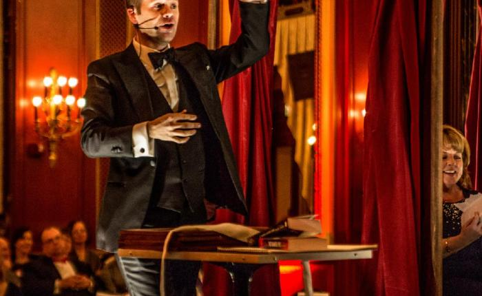 Master Magician And Mentalist Dennis Watkins Performs Mysterious New   One-Night-Only Production To Celebrate National Magic Week On October 26