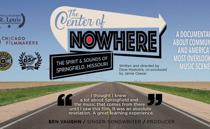 """""""The Center of Nowhere: The Spirit and Sounds of Springfield,Mo."""""""