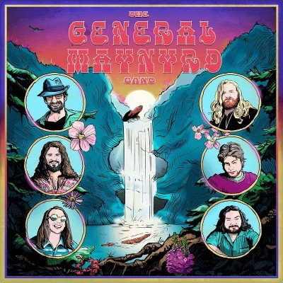 "The Blistering New Album from San Francisco Psych Prog Rockers ""The General MaynardBand"""